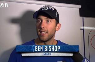 ben bishop back with lightning after stint at world cup