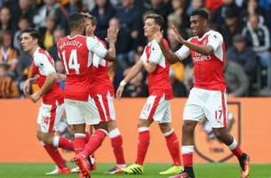 arsenal: competition for places paying dividends for arsene wenger