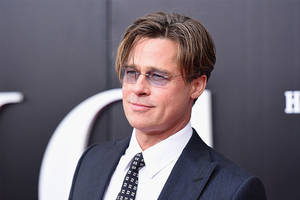 brad pitt skips 'voyage of time' screening due to 'family situation'