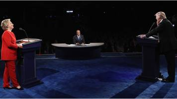 Presidential election debate: All our best material in one place