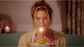 bridget jones's baby holds off the magnificent seven at uk box office