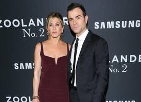 Justin Theroux Slams Media for Thrusting Jennifer Aniston Into Brangelina's Divorce