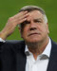 well that went well! sam allardyce trolled on twitter after losing england job