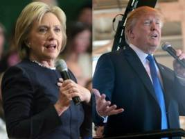 Hillary Clinton 'Only' 13 Points Ahead of Donald Trump: New Massachusetts Poll