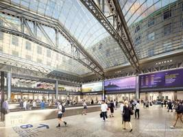 here's what the new penn station-farley complex will look like (renderings)
