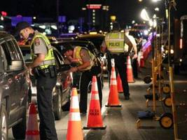 McLean Police District Sobriety Checkpoint Results: 665 Cars Screened, 1 DWI Arrest
