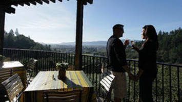 wine with a view at the most scenic wineries in california