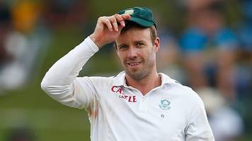 ab de villiers: south africa skipper to undergo elbow surgery