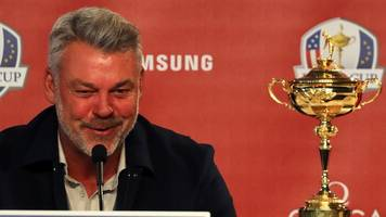 Ryder Cup 2016: Europe 'fired up' for defence - captain Darren Clarke