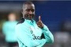 chris powell takes charge of derby county after nigel pearson...