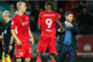 bristol city 1 leeds united 0: johnson delighted as robins clinch...