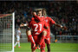 bristol city 1 leeds united 0: pack gets winning goal as robins...