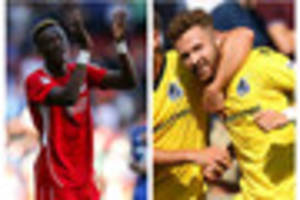 bristol city's tammy abraham and rovers' matty taylor shortlisted...