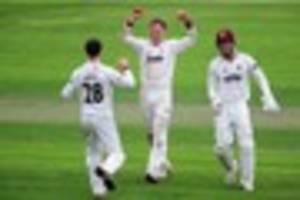 Cricket: Former Exeter and Sidmouth all-rounder Dom Bess signs...