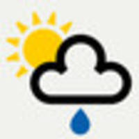 Leicestershire weather:  Cloud and rain clearing. Becoming dry...