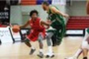 leicester riders rookie brandon clark in bbl team of the week