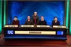 Plymouth student captains side to success on University Challenge