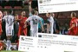 two red cards for leyton orient send argyle fans on twitter into...