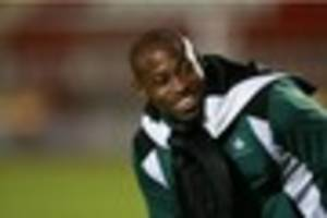 why plymouth argyle striker paul-arnold garita was not risked at...