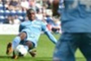 did this cross the line? watch julien ngoy's goal as stoke city...