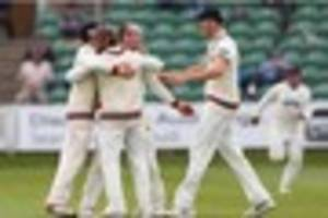 Somerset County Cricket Club duo Jack Leach and Dom Bess sign new...