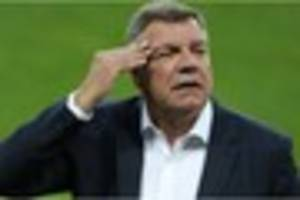 England manager Sam Allardyce leaves post via mutual agreement