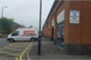Man arrested in Burton on suspicion of assaulting police officer...