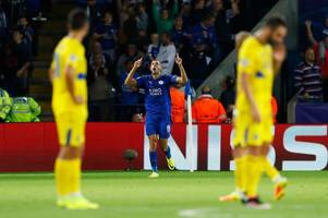 leicester 1-0 porto: dragonslayer islam slimani up to old tricks in champions league - 5 things we learned