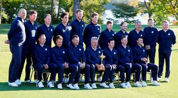 Ryder Cup: Playing for Darren so special, says Rory McIlroy