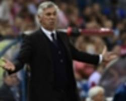 ancelotti frustrated by slow, toothless bayern