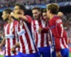 Atletico Madrid 1-0 Bayern Munich: Carrasco goal secures home win