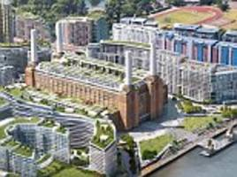 Apple reveals plans for new London headquarters in redeveloped Battersea Power Station with space for up to 3,000 staff – but it doesn't mean the tech giant will pay more UK tax