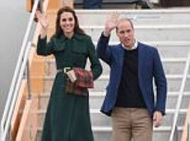 from six months of round-the-clock planning to packing a stash of gin: what it took to arrange kate and will's tour of canada
