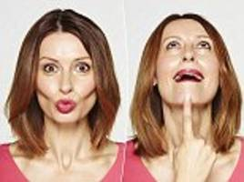 get the lips of a woman half your age with these simple facial exercises