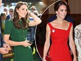 how to get kate's toned arms: as the duchess of cambridge displays her lean limbs an a-list trainer reveals how easy it is for you to get the look