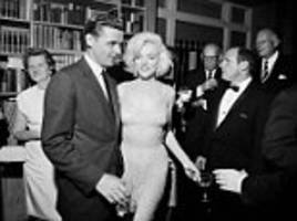 marilyn monroe did have an affair with bobby kennedy: newly unearthed letter reveals rfk's sister said the pair were an 'item' in the early sixties
