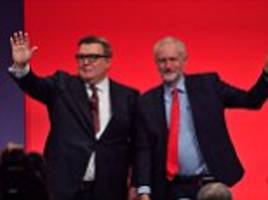 jeremy corbyn admits the odds are stacked against labour winning a general election