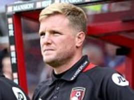 by sticking with a young manager like eddie howe, england could win the world cup in the next six to eight years, says owen hargreaves