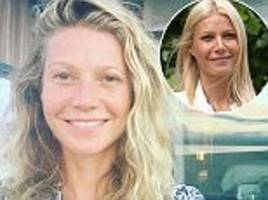 Gwyneth Paltrow commemorates her 44th birthday with make-up free selfie