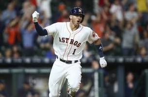astros am: hustletown move up in wild card chase!