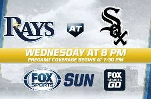 Tampa Bay Rays at Chicago White Sox game preview