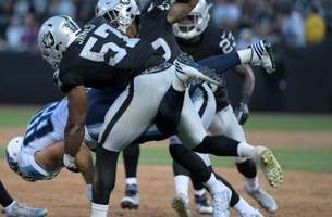 Stock Watch: Oakland Raiders at Tennessee Titans