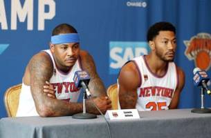 Carmelo Anthony: Is He Prepared For The Upcoming Season?