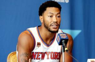 new york knicks: derrick rose is here to help carmelo anthony win