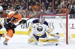 buffalo sabres - robin lehner is on a mission this year