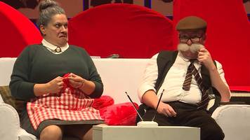 The Broons family star in their first stage show