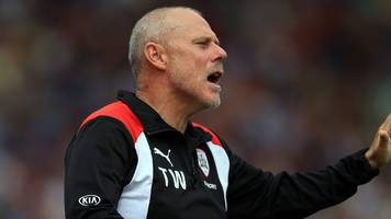 Tommy Wright: Barnsley suspend assistant manager over alleged corruption