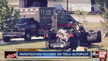 Caught On Tape: Hackers Take Control Of A Moving Tesla From Miles Away