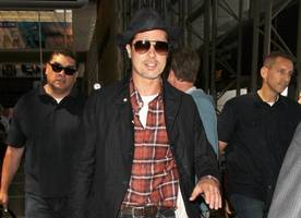 Brad Pitt Voluntarily Tested for Drug and Alcohol Amid Child Abuse Allegation