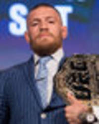 dana white: conor mcgregor will have to vacate a title if he wins at ufc 205